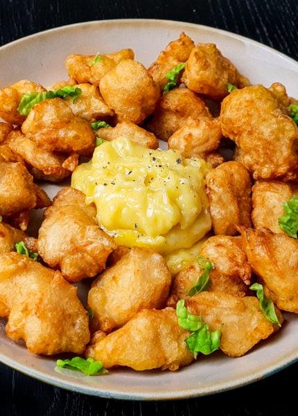 poulet frit cantonnais